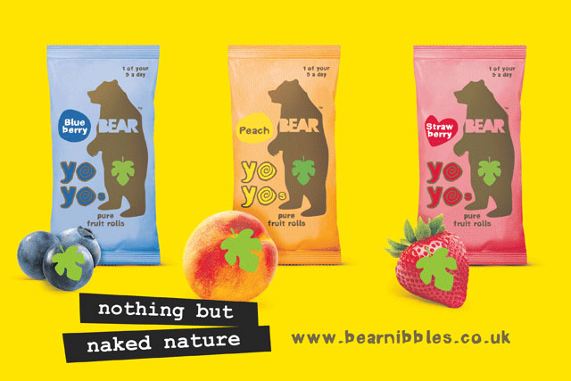 Bear: snack brand to unveil debut ad campaign
