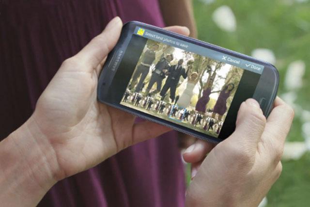 Samsung Galaxy: smartphone brand doubles UK market share