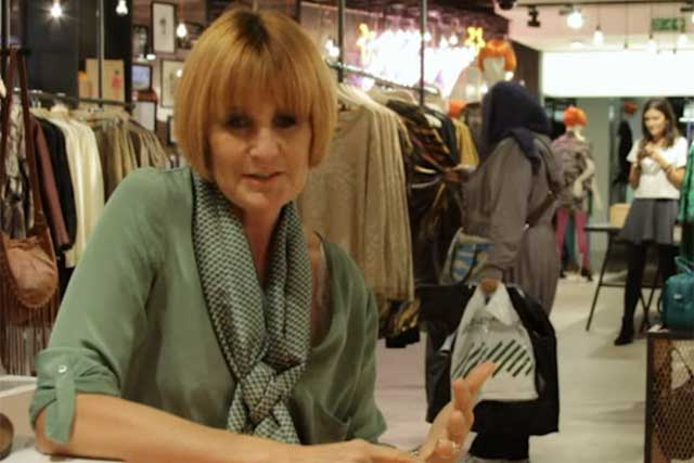 Mary Portas puts herself in the firing line with her new venture