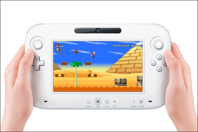 Nintendo's Wii U console
