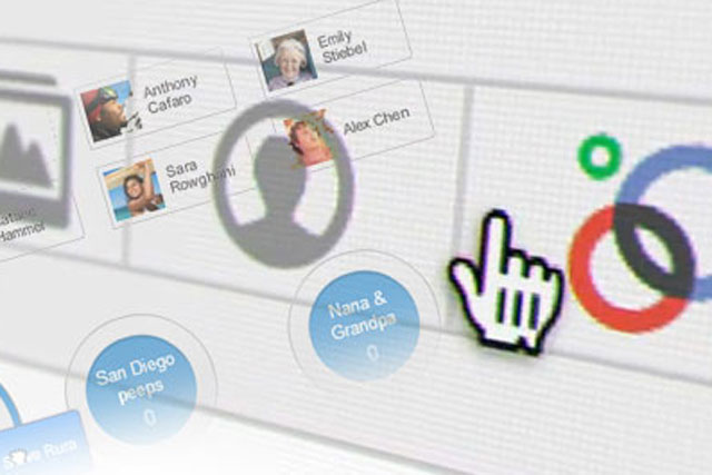Google+:17% of respondents claimed to use the service