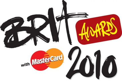 Brit Awards: extends sponsorship with MasterCard