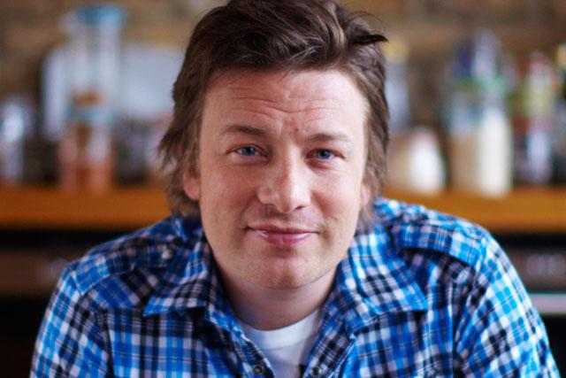 Jamie Oliver: (picture credit: David Loftus)
