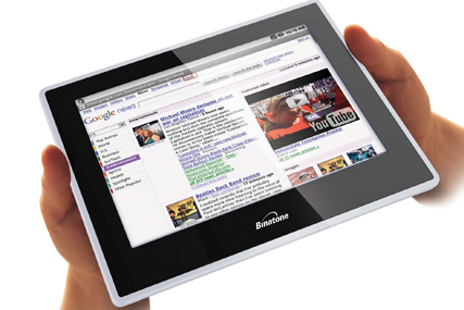 Binatone beats Samsung and BlackBerry with budget tablet launch