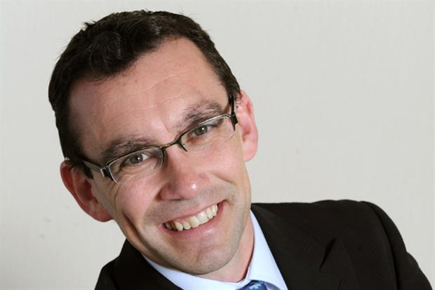 Chris McDonough: the Homebase marketing director was appointed in November last year