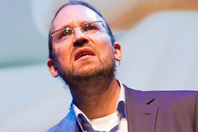 Dave Coplin: chief envisioning officer for Microsoft UK