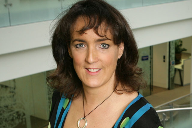 Sally Cowdry: marketing and consumer director at Camelot