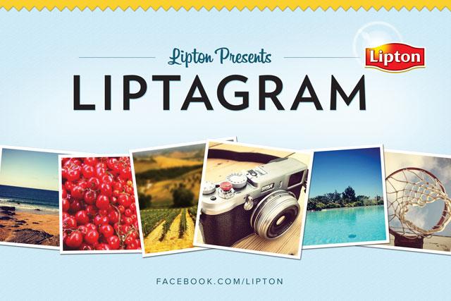 Lipton Tea: launches Liptagram photo-challenge campaign