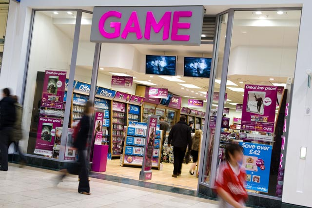 Game Group: ditching Gamestation brand