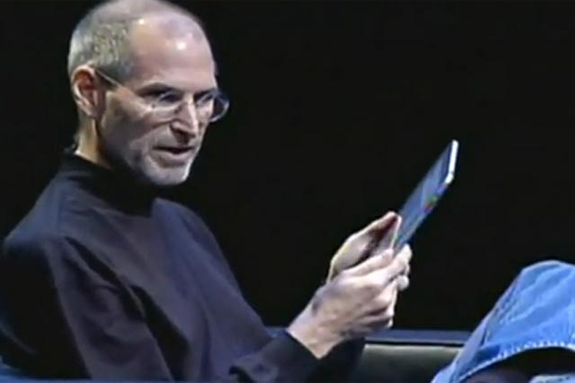 Steve Jobs: the Apple co-founder with the market-dominating iPad