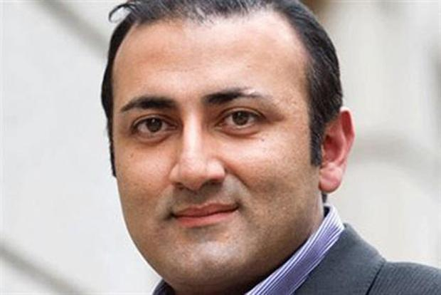 Sheraz Dar: joins eMoov.co.uk in non-exec role