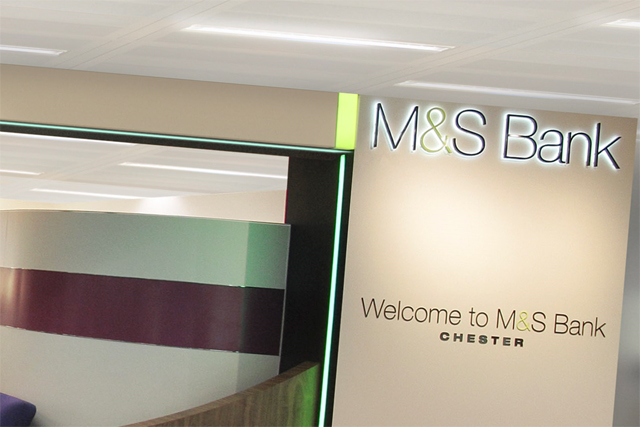 M&M&S Bank: Marks and Spencer extends financial services