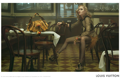 Louis Vuitton: gets digital