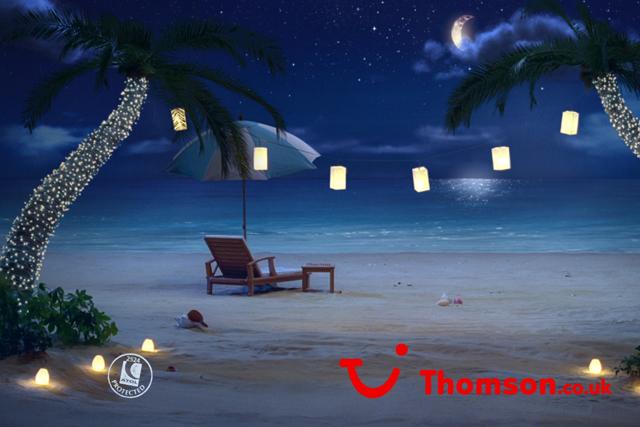 Thomson: 2009 TV campaign