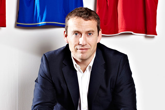 Richard Heaselgrave, chief commercial officer, The Football League