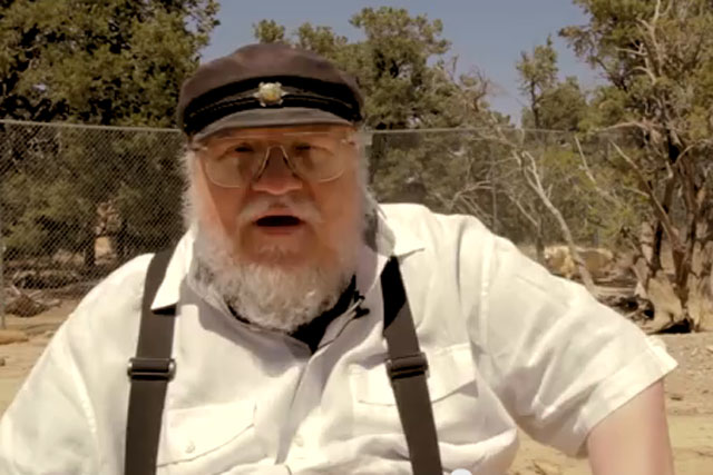 George RR Martin: plans to kill off crowdfunding donors in Game of Thrones