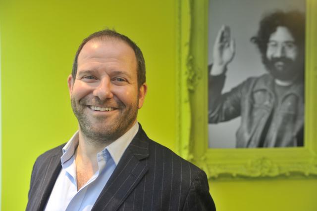 Jon White: former Kimberly-Clark marketer joins Elmwood