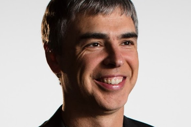 Larry Page: Google's chief executive