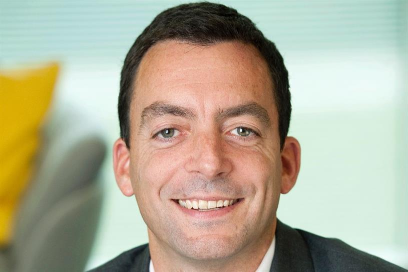 Marc Allera: EE's chief commercial officer and former Three UK marketing boss made CEO