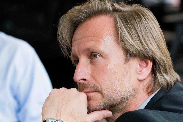 Marc Mathieu: Unilever's global senior vice-president of marketing