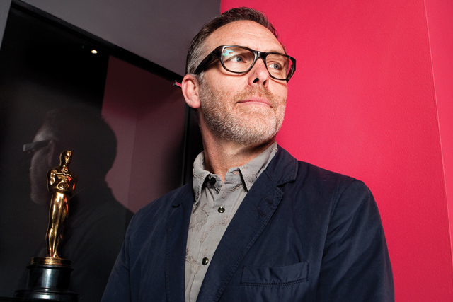 Mike McGee, co-founder and creative director, Framestore