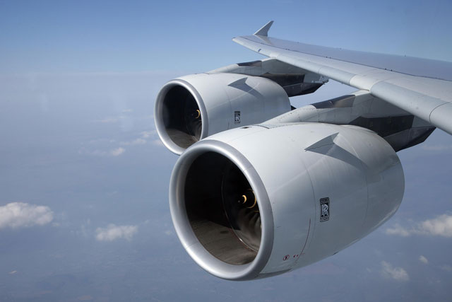 Rolls Royce: set to use 3D printing to create parts for its jet engines