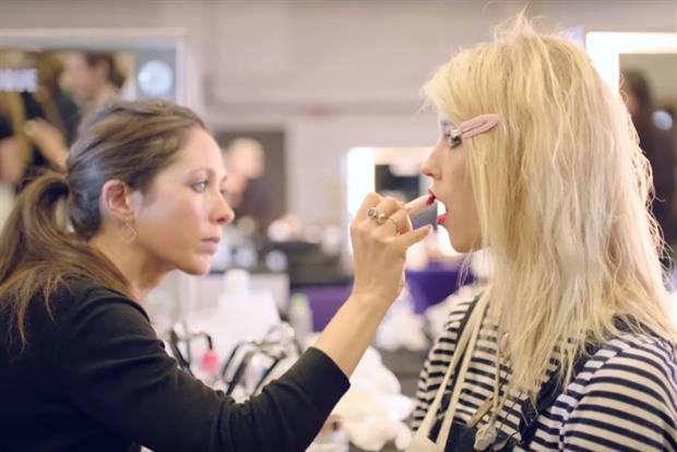 Topshop: runs Topshop Unique show at London Fashion Week