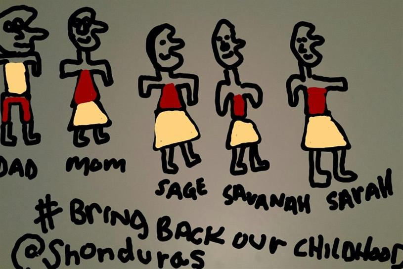 Unicef: rolls out #BringBackOurChildren campaign