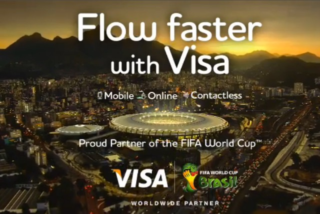 Visa: the World Cup sponsor adds voice to partner concerns over scandal surrounding Fifa
