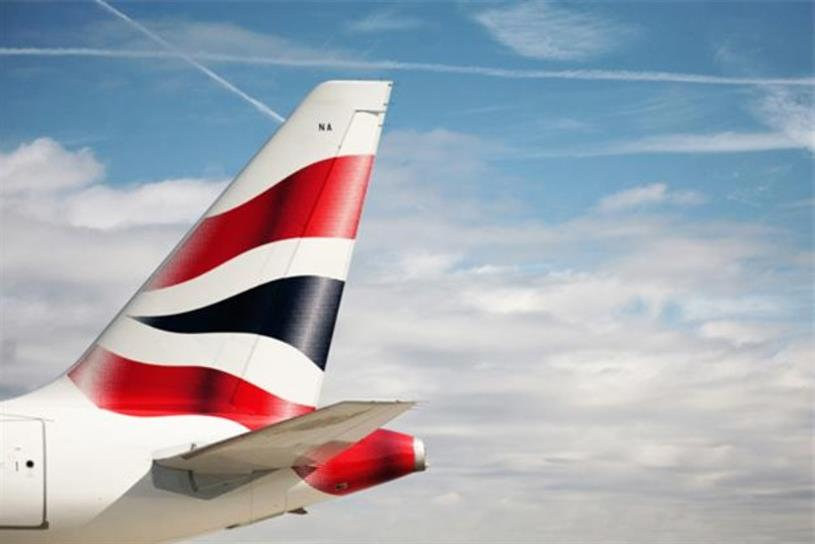 British Airways: marketing department will fall under commercial remit