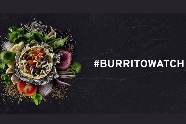 Chipotle: giving away 14,000 burritos to Londoners