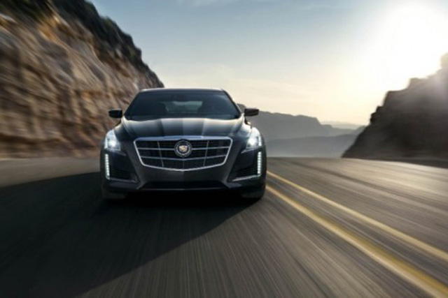 Cadillac: to push brand in markets outside the US