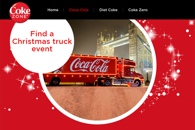 Coke Zone: relaunched as a content hub
