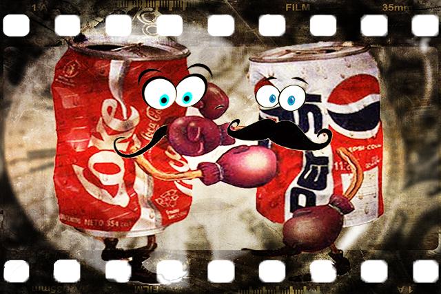Pepsi vs. Coke -- the new cola wars are here