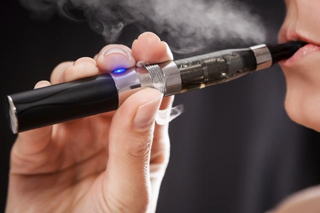 E-cigarettes: face new ad rules