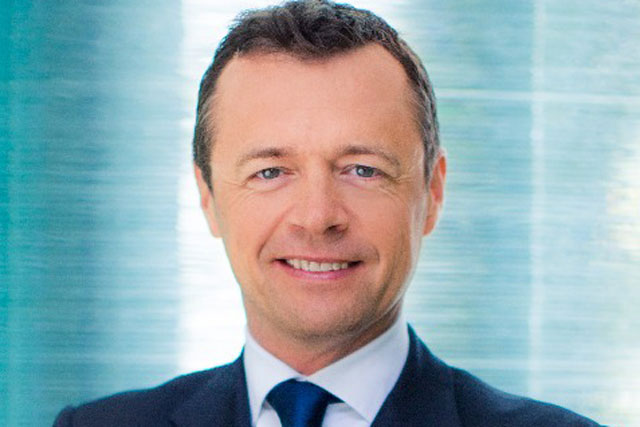 Fintan Knight: joins Rolls-Royce as director of sales and marketing