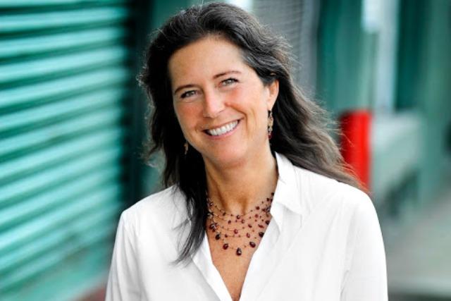 New Google boss Ivy Ross