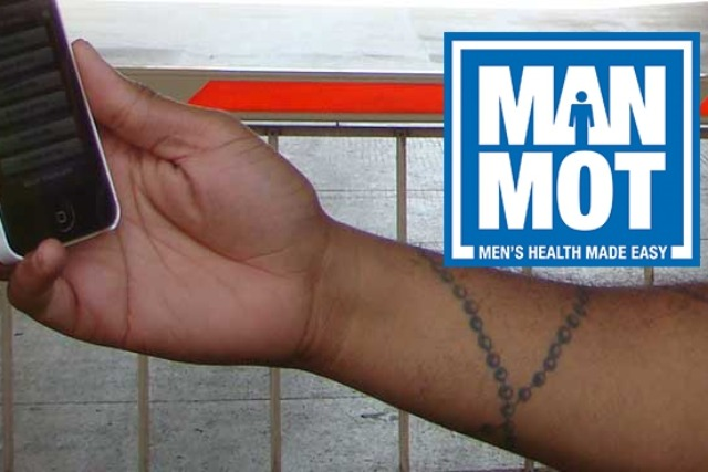 The Man MOT offers text and online chat options direct to doctors for men worried about their health