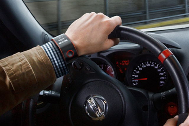 Nissan: introduces Nismo smartwatch