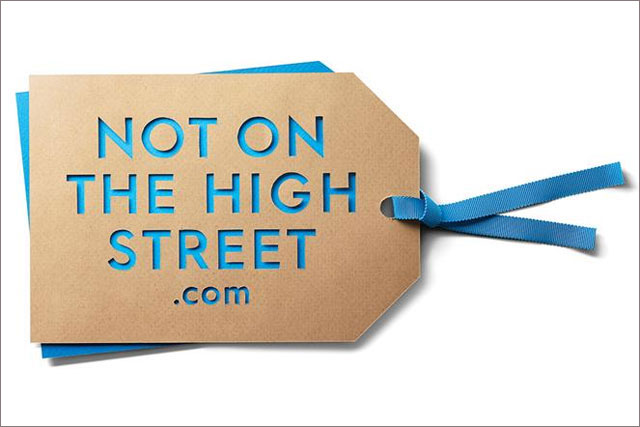 Notonthehighstreet.com: aims to broaden its appeal
