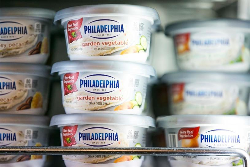 Kraft Foods: US firm owns several $500m brands, including Philadelphia