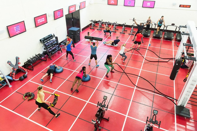 Virgin Active: introducing new workout system called The Grid