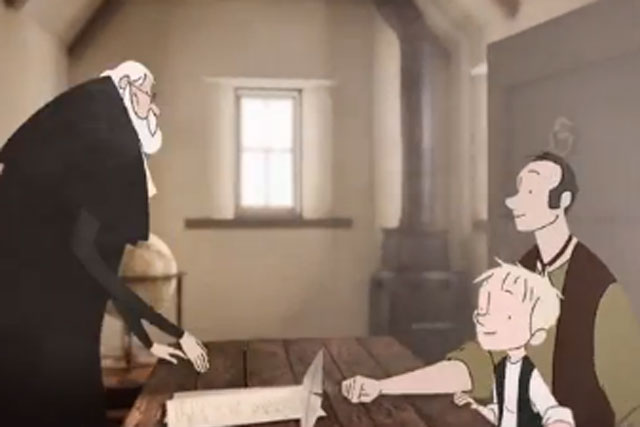 TSB The story: animated video is part of banking group's rebranding campaign