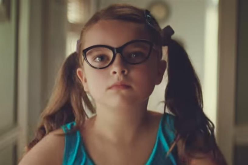 John Lewis: ad promotes home insurance