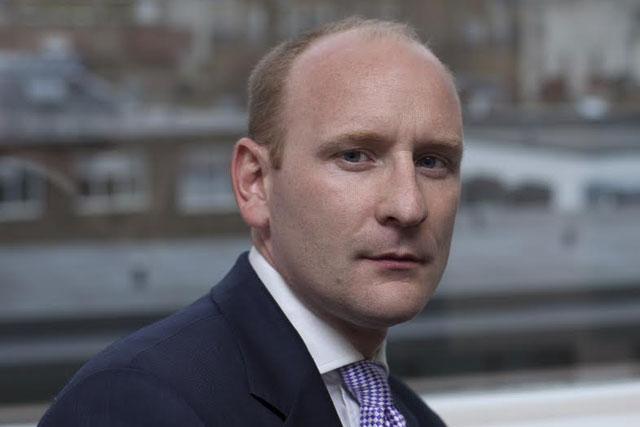 Tim Gilbert: director of marketing at Robert Walters