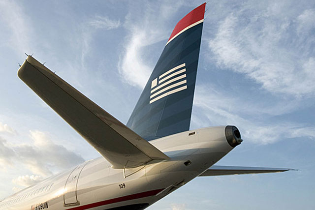 US Airways: forced to apologise for tweet containing an obscene image
