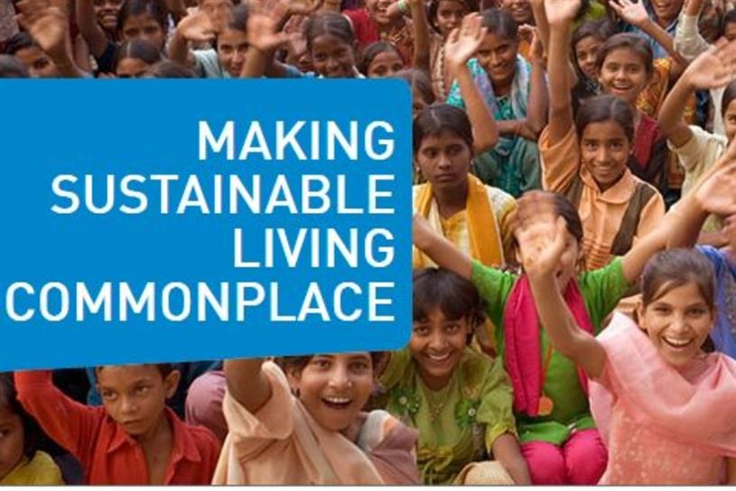 Unilever: FMCG giant says it wants to make sustainable living commonplace