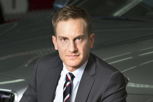 Uwe Dreher: BMW UK's new marketing chief