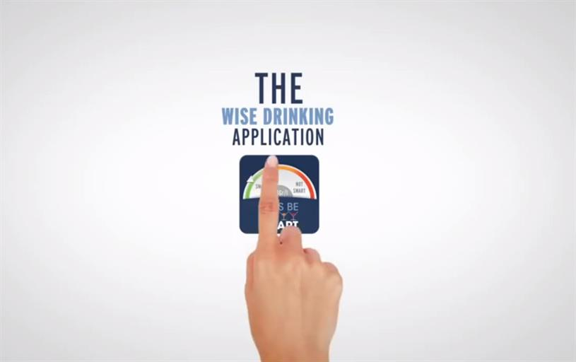 Pernod Ricard: launched responsible drinking app