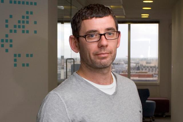 Rob Horler: Northern Europe chief executive of Dentsu Aegis Network